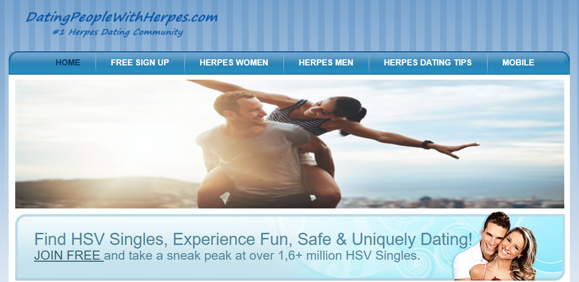 datingpeoplewithherpes.com Review